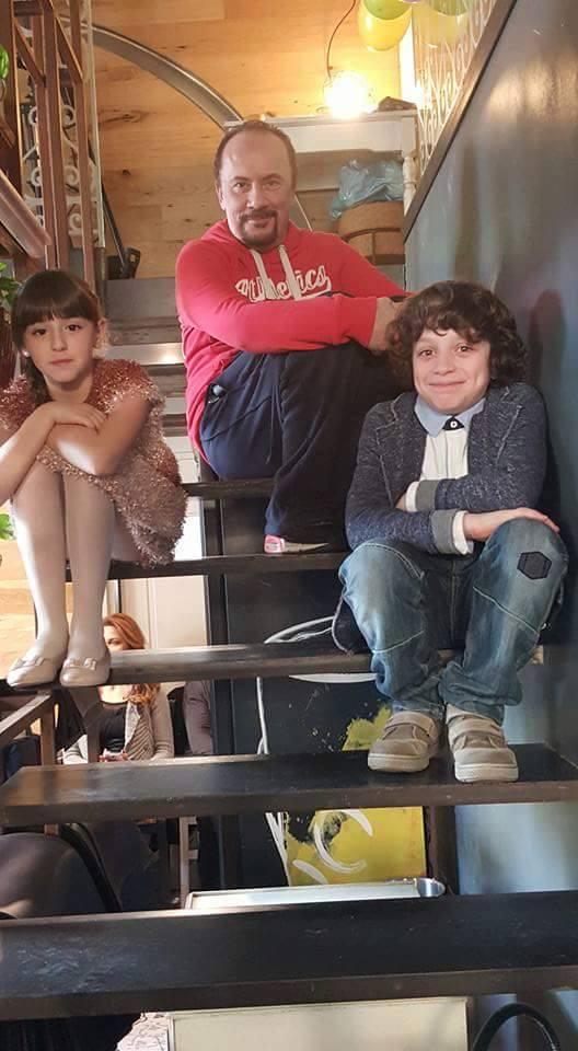 """Set di """"Quello che vedo"""". web-serie - Regia Maurizio Casagrande"""